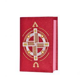 Capa Evangeliário Christus Totus CE304