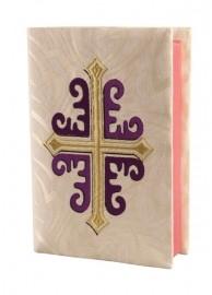 Capa Evangeliário Salus Mundi CE290