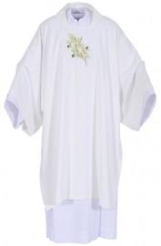 Coleção Missa do Crisma Diaconal com Dalmática e Estola Diaconal
