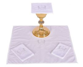 Conjunto de Altar Algodão JHS B013