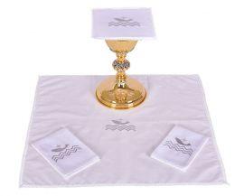 Conjunto de Altar Algodão Papa Francisco B185