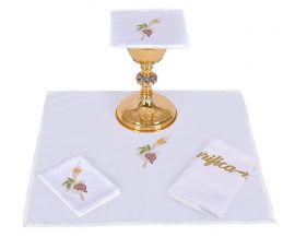 Conjunto de Altar Algodão Oferendas CA107