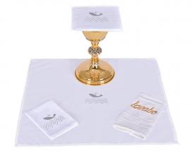 Conjunto de Altar Algodão Papa Francisco CA118