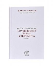 Jesus de Nazaré Contribuições para a Cristologia - Tomo I