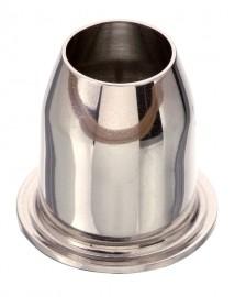 Economizador de Vela 22 mm Niquelado