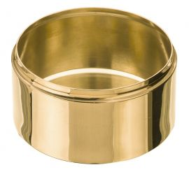 Economizador de Vela 95 mm - Dourado ou Niquelado