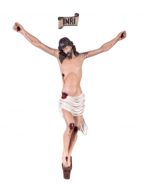 Imagem Corpo de Cristo Resina 90 cm