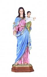 Imagem Nossa Senhora Auxiliadora Resina 100cm
