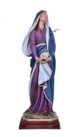 Imagem Nossa Senhora das Dores Resina 120cm