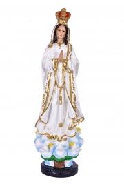 Imagem Nossa Senhora de Fátima Resina 60cm