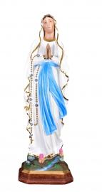 Imagem Nossa Senhora de Lourdes Resina 100cm