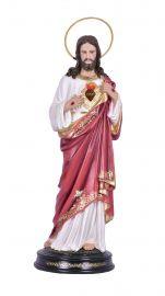 Imagem Sagrado Coração de Jesus Durata 60cm