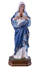 Imagem Sagrado Coração de Maria Durata 80cm