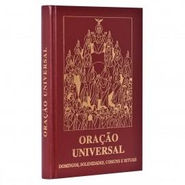 Oração Universal Domingos, Solenidades, Comuns e Rituais