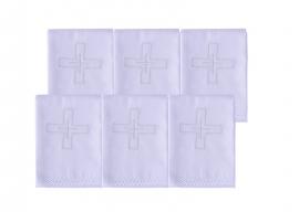 Sanguíneo distribuição da Eucaristia em algodão com 6 unidades SA193