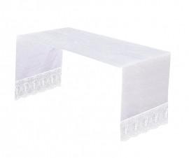 Toalha Altar 074 Frontal Renda Litúrgica PX 30cm TO209 até 5m