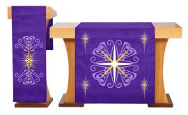 Véus de Altar e Estante Advento S227 S228