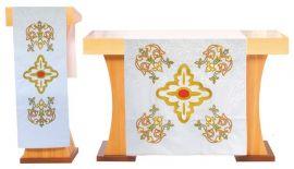 Véus de Altar e Estante Bordados