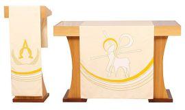 Véus de Altar e Estante Páscoa S053 S054
