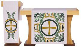 Conjunto de Véus Altar e Estante Belém S200 S201