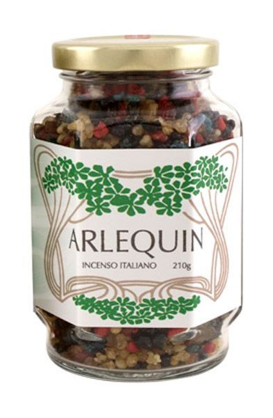 Incenso Arlequin 210g