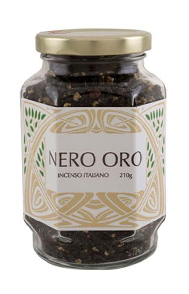 Incenso Nero Oro 210 g