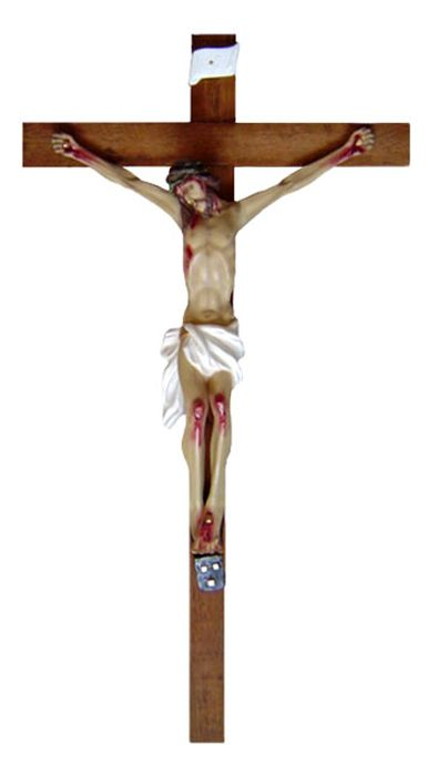 Crucifixo de Parede 70cm