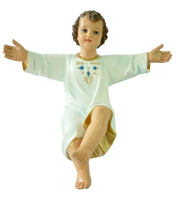 Imagem Menino Jesus Tradicional Durata 32cm