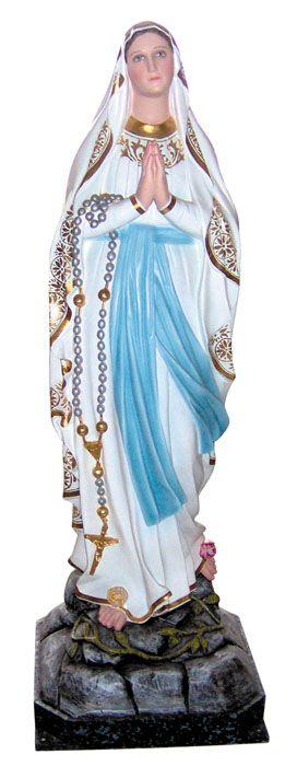 Imagem Nossa Senhora de Lourdes Gesso 60cm