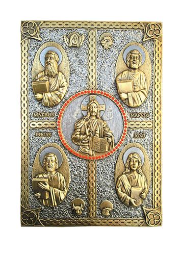 Capa Evangeliário Veneziana 2702