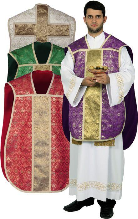 Casula 219 Santo Inácio de Antioquia