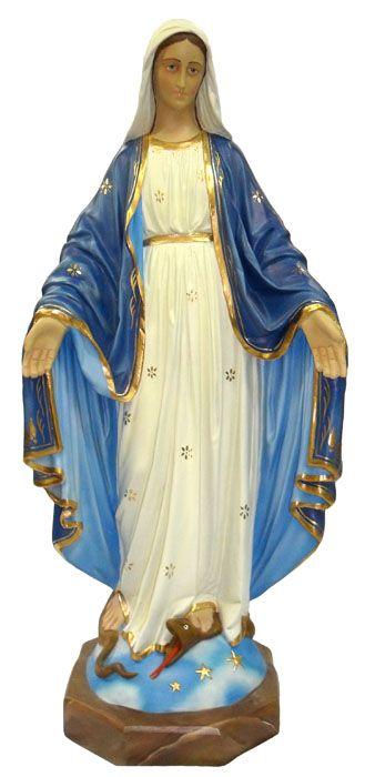 Imagem Nossa Senhora das Graças Resina 100cm