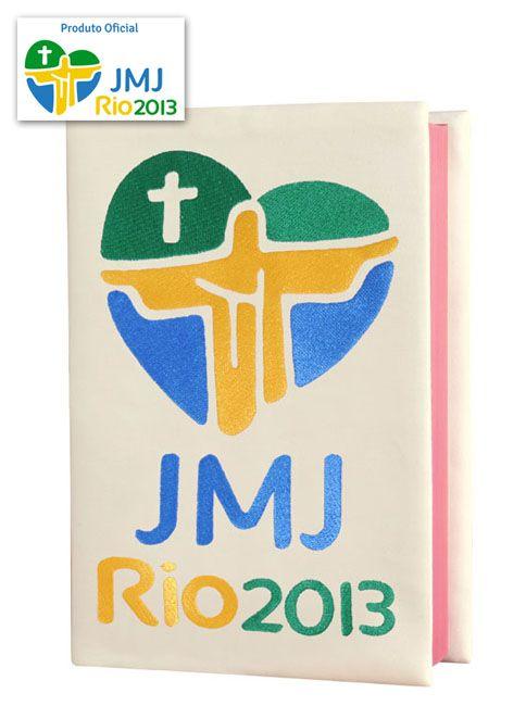Capa Evangeliário JMJ Rio 2013 293