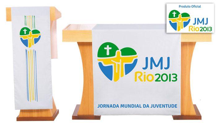 Véu S166 de Estante JMJ Rio 2013