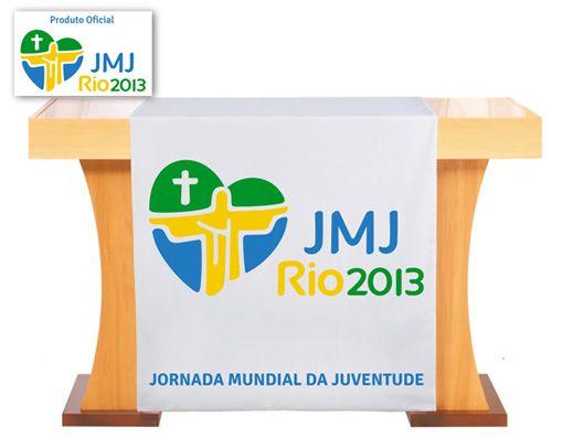 Véu S167 de Altar 181 JMJ Rio 2013
