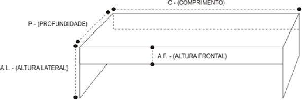 Toalha Altar 4M - 075