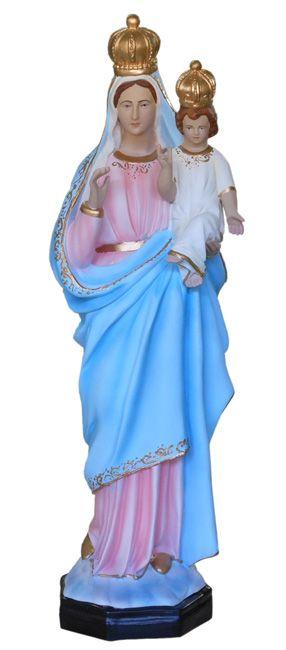 Imagem Nossa Senhora da Saúde Resina 60cm