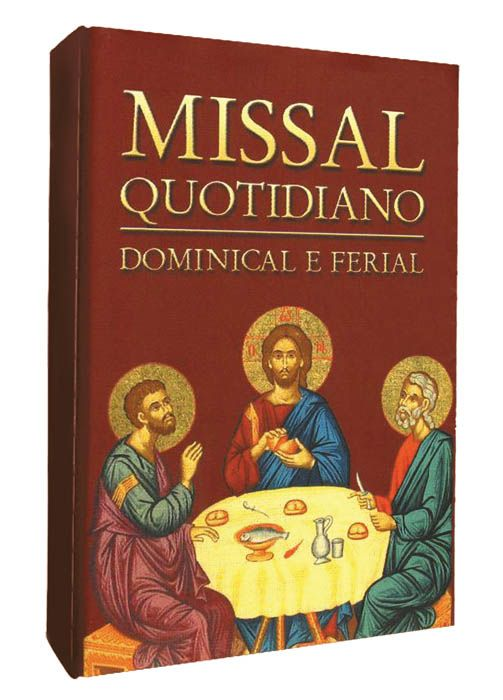 Missal Quotidiano Dominical e Ferial
