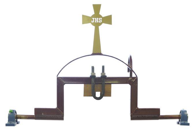 Contra Peso Sino Bronze 31Kg