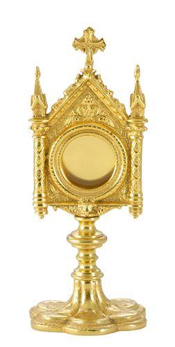 Relicário Gótico R009