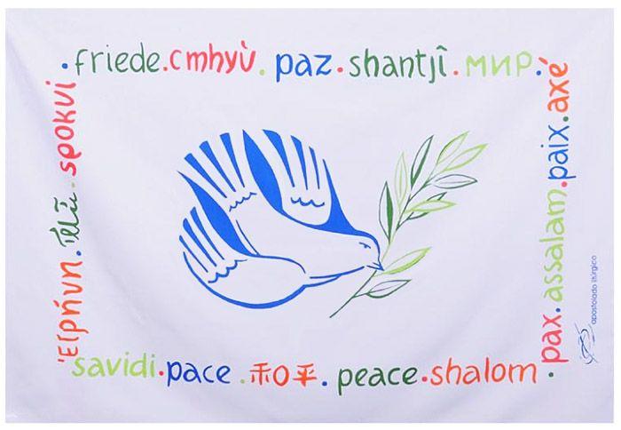 Bandeira da Paz 1128