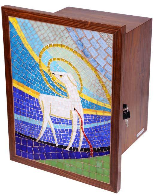 Sacrário 4191 Cordeiro Mosaico