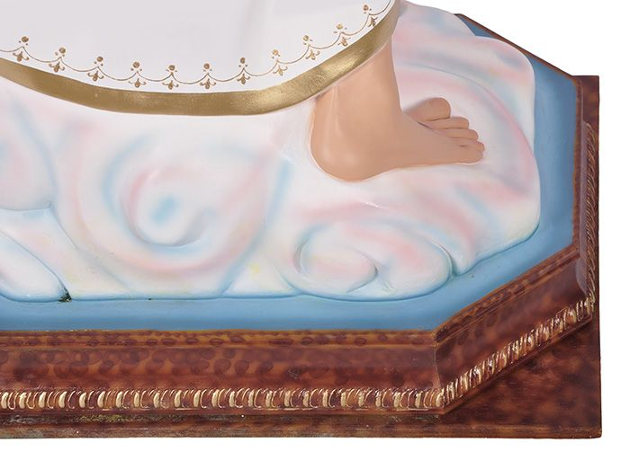 Imagem Cristo Ressuscitado com Base Durata 130 cm