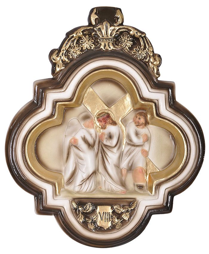 Via-Sacra Durata 15 peças 22x28 cm