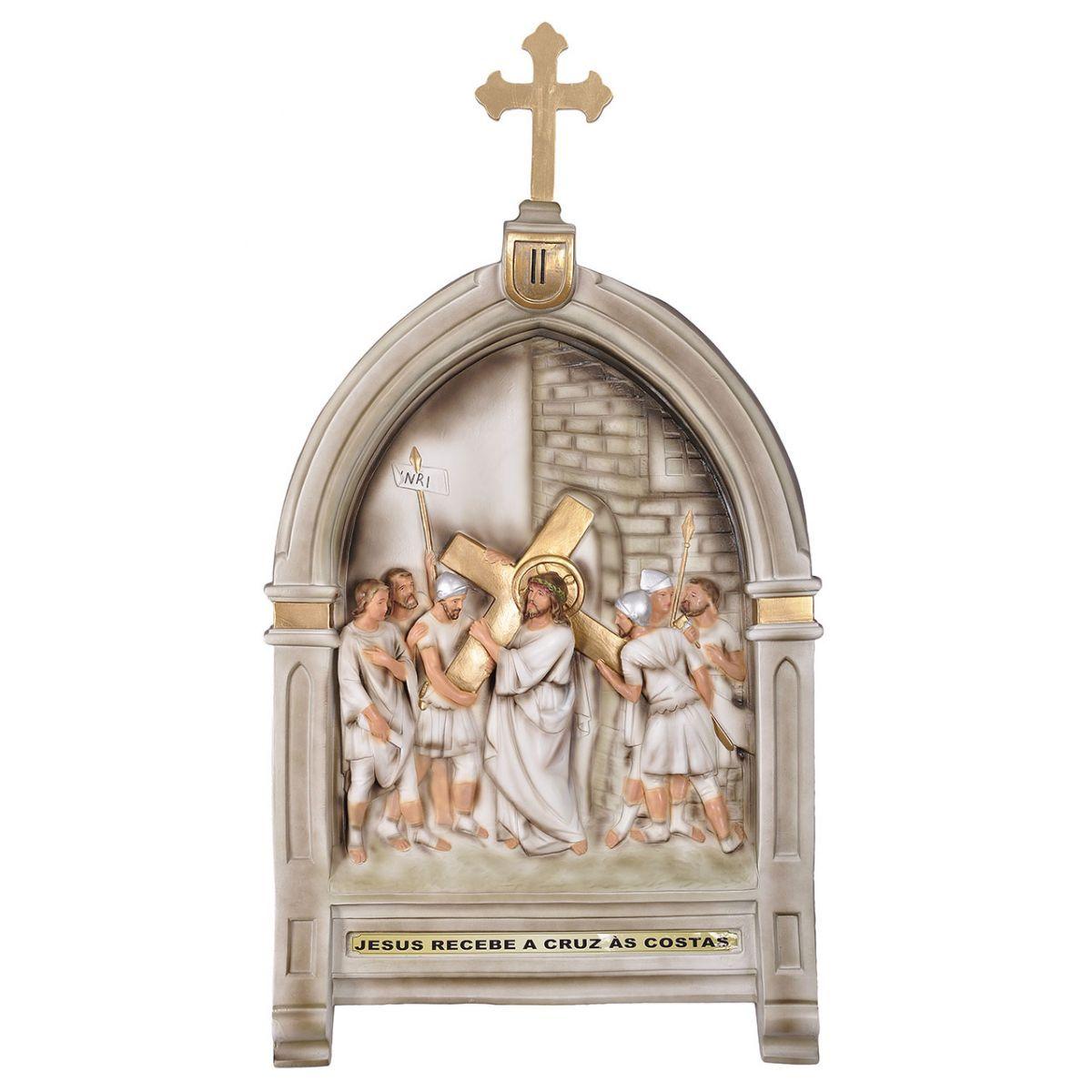 Via-Sacra Costalite 15 peças 58x92 cm