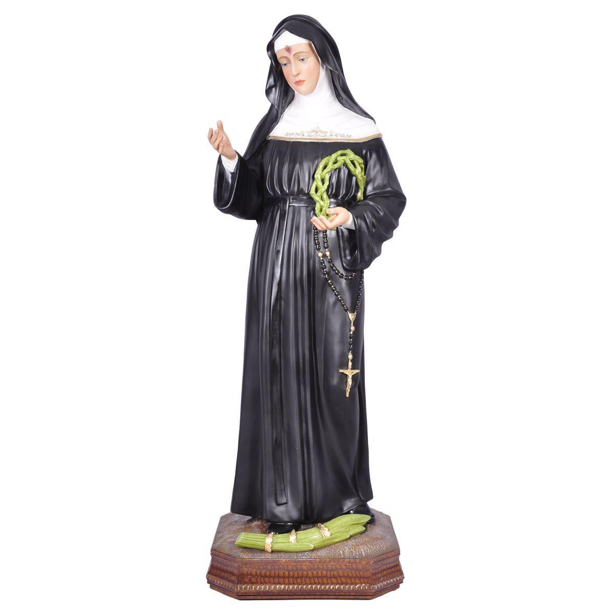 Imagem Santa Rita de Cássia Durata 150cm