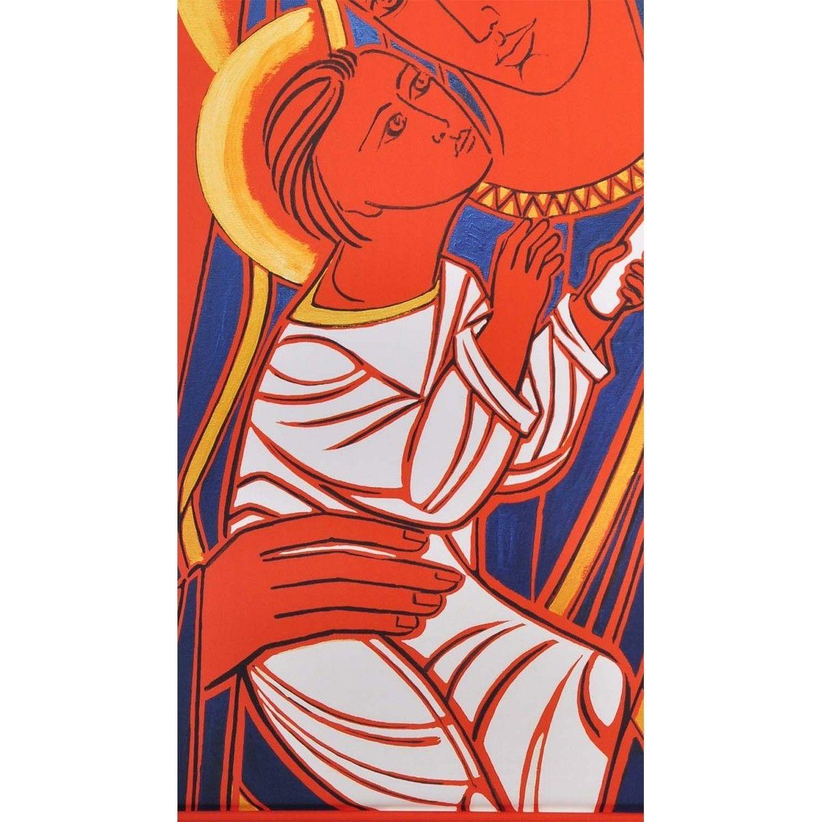 Painel Maria Mãe de Deus