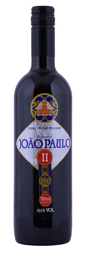 Vinho Canônico João Paulo II Tinto 720ml