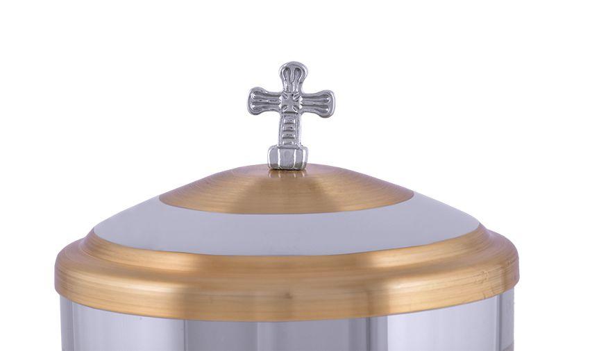 Âmbula Dourada Fosca Miolo de Madeira 9119