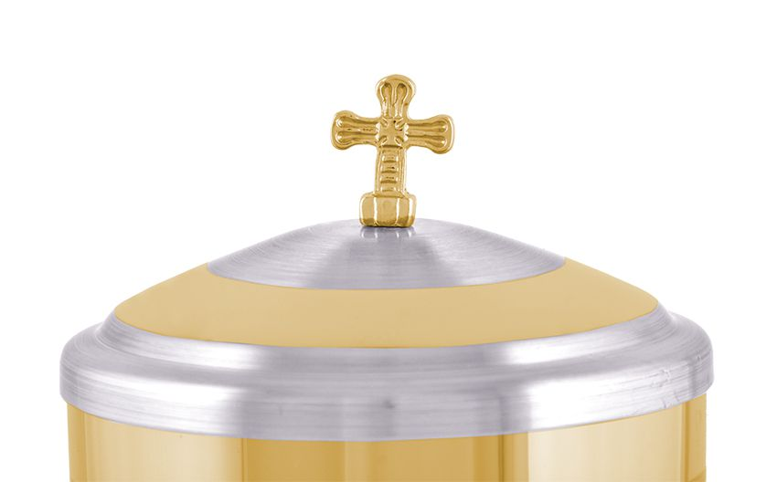 Âmbula Dourada Interna Fosca Miolo de Madeira 9119
